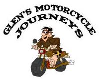 Glen's Motorcycle Journeys